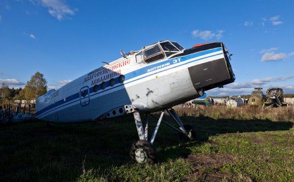 Ан-3 — вариант самолёта Ан-2 с