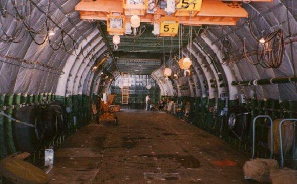 Ан-124 выполнен по обычной для