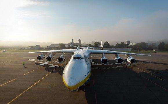Ан-225 «Мрия» самый большой в