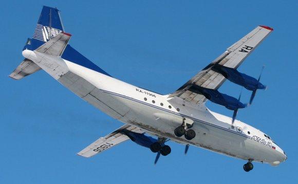 Авиакатастрофа Ан-12БП в