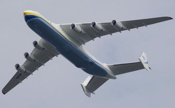 Фото самый большой самолет в