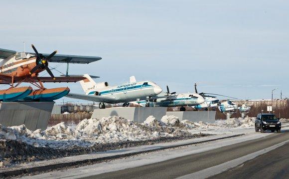 и АН-2. Остальные самолеты