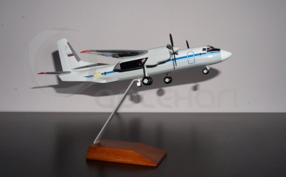 Ан-26 (1:72) ВВС 02 на шасси