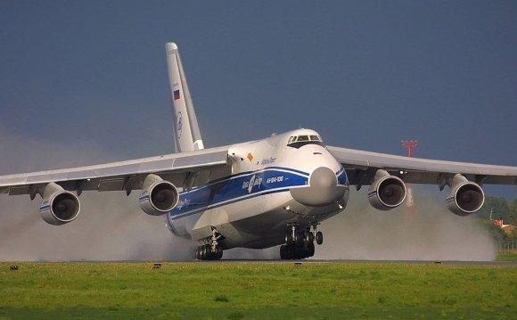 самолетов Ан-124 «Руслан»