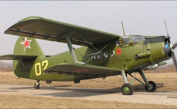 Ан-10. Самолет Ан-2