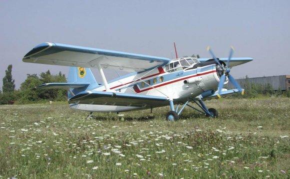 обслуживанию самолет Ан-2