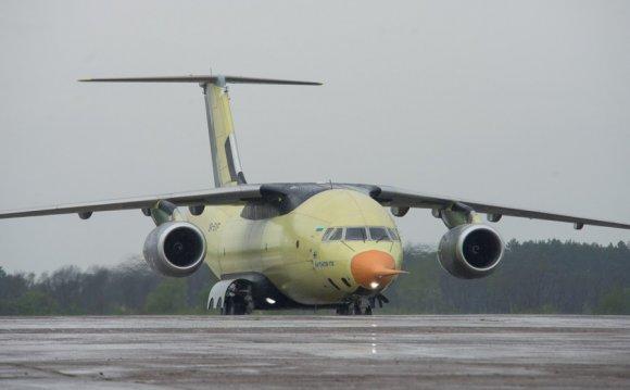Ан-178 является продолжением