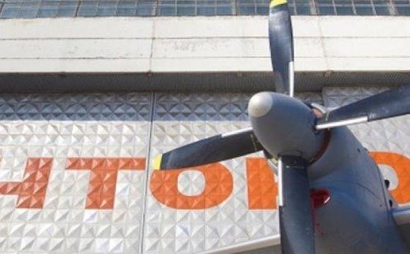 самолета Ан-132 (видео)