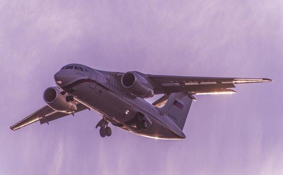 самолетов Ан-148