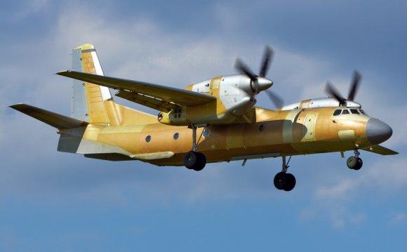 У Антонова новый самолет Ан