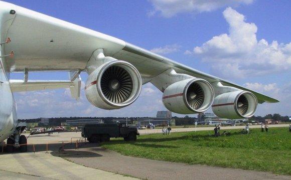 Видео самого большого самолета